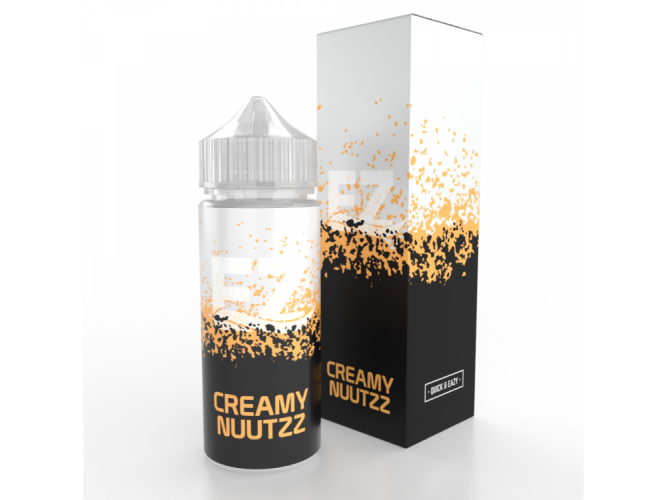Ezigaro Pro - Quick Eazy Aroma Creamy Nutzz 10ml