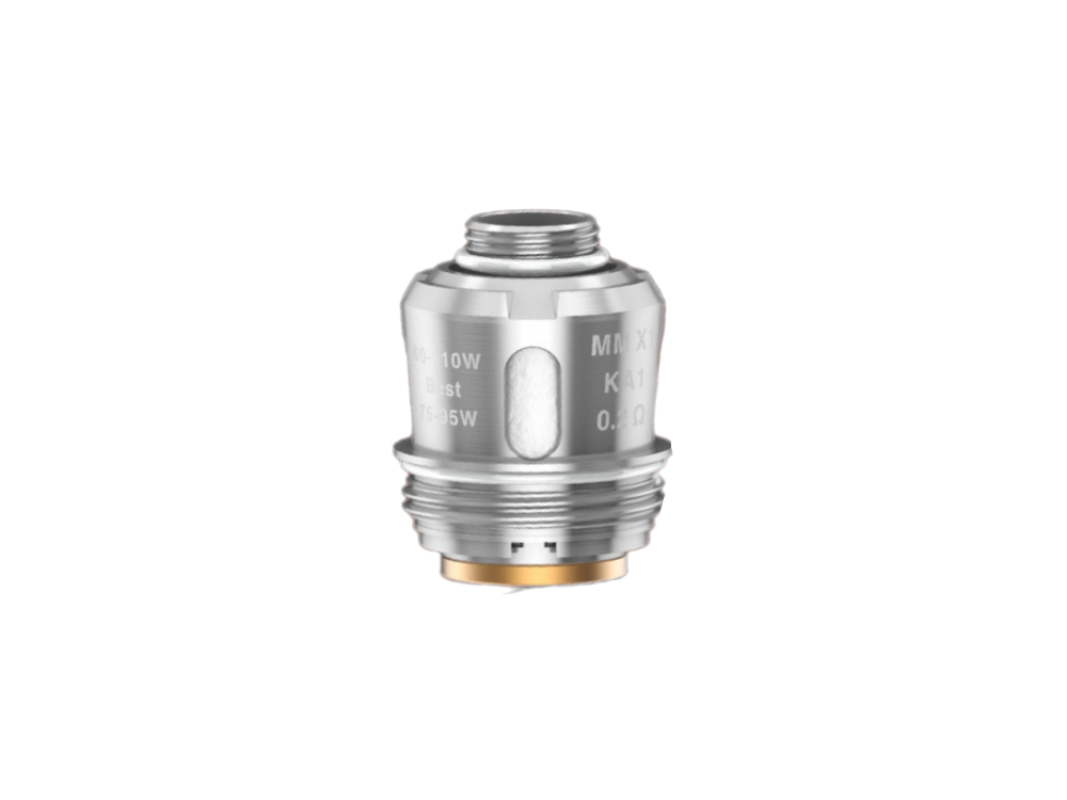 GeekVape MM X1 Heads 0,2 Ohm (3 Stück pro Packung)