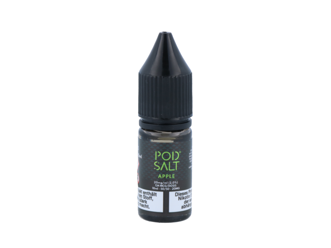 Pod Salt - Apple - E-Zigaretten Nikotinsalz Liquid 20mg/ml