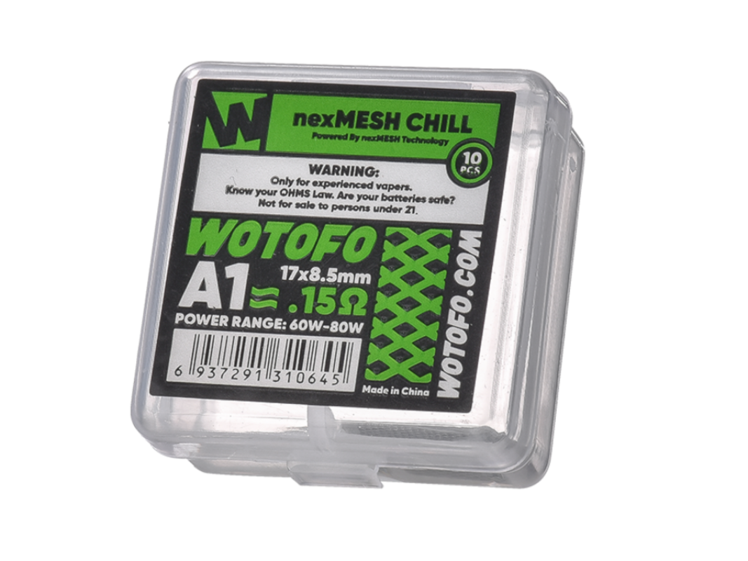 Wotofo nexMESH Coil (10 Stück pro Packung)