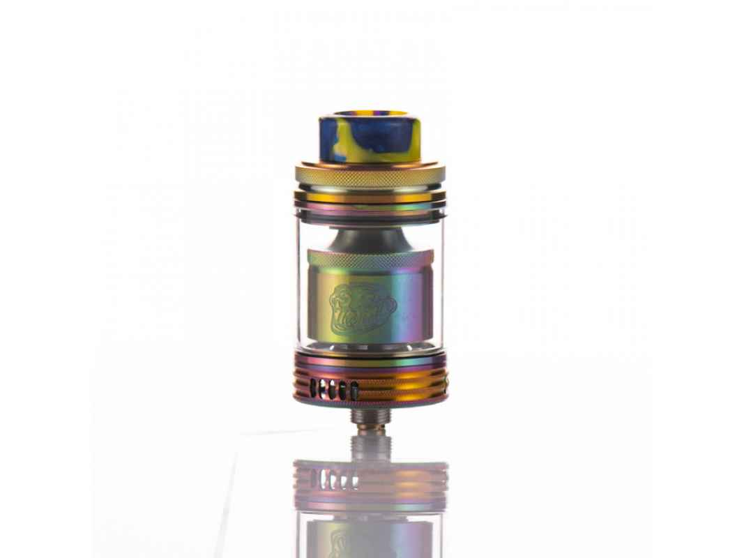 Wotofo The Troll X RTA Clearomizer Set